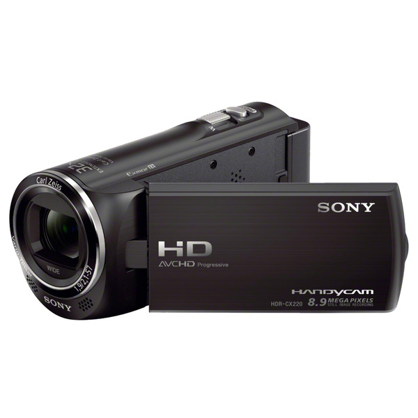 Videocámara Sony HDR-CX220E Full HD