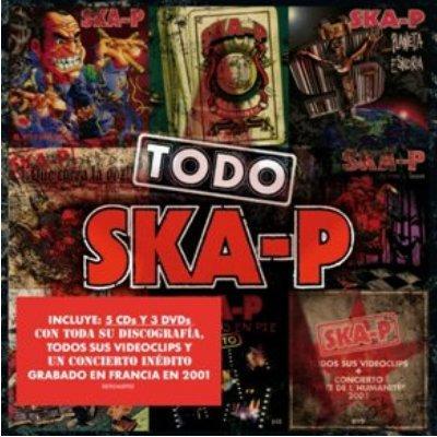 Todo Ska-P (Edición Box Set)