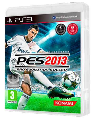 PES Pro Evolution Soccer 2013 PS3