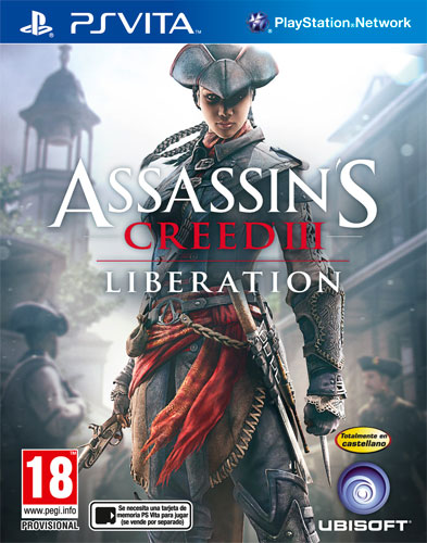 Assassins Creed 3 Liberation PS Vita