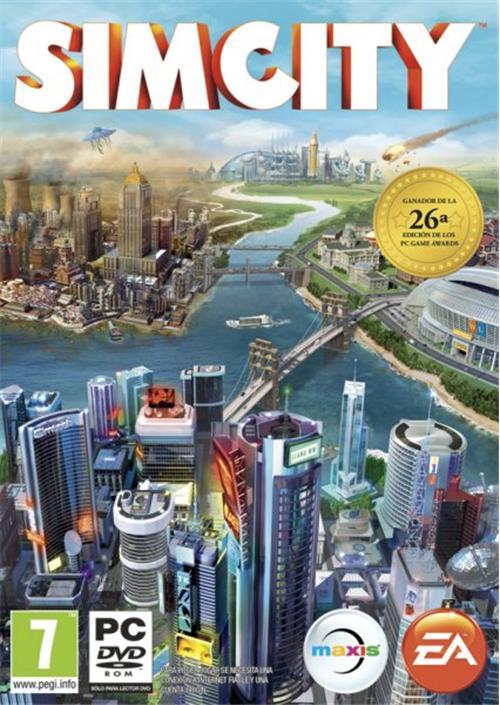 Juego PC SimCity PC